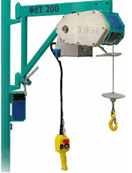 Scaffold Hoist Hire